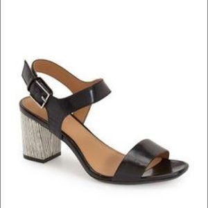 { Calvin Klein } Cimi Block Heel Sandal